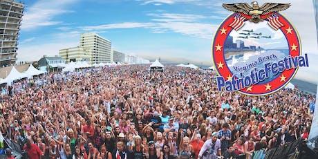 Quantico Single Marine Program (SMP) Virginia Beach Camping Trip/Patriotic Festival tickets
