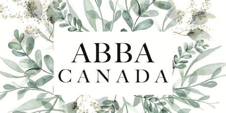 ABBA Canada Foundation Gala 2019 tickets