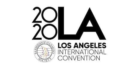 2020 International Convention - VIP tickets