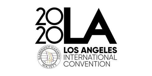 2020 International Convention - VIP