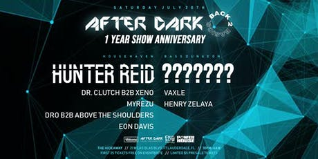 After Dark // Back 2 Basics tickets