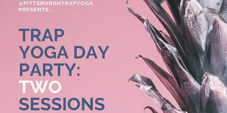 Trap Yoga Day Party tickets