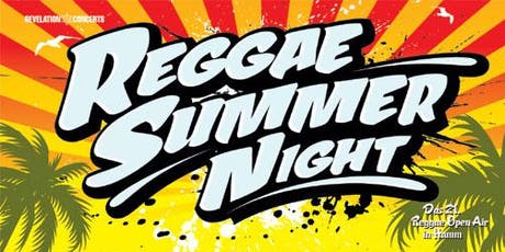 21.Reggae Summer Night Tickets