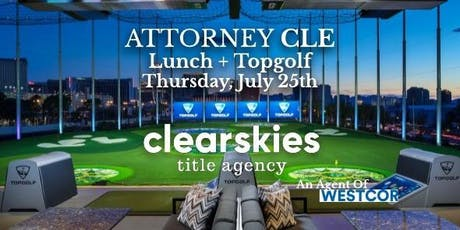 Clear Skies Title Agency Events   Eventbrite