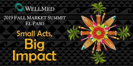2019 El Paso Fall Market Summit: Small Acts, Big Impact tickets