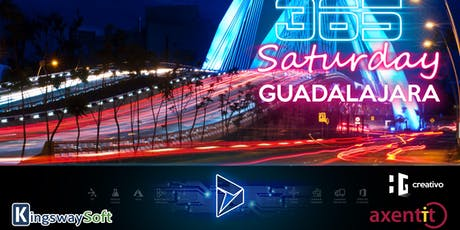 Dynamics 365 Saturday in Guadalajara, Mex. boletos