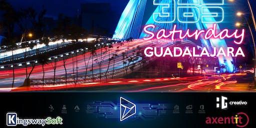 Dynamics 365 Saturday in Guadalajara, Mex.