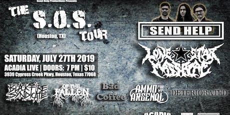 The SOS Tour (Houston, Tx) tickets