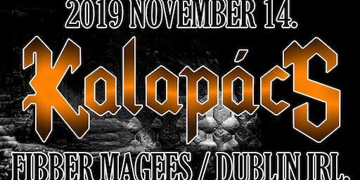 Kalapács koncert - Dublin