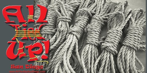 All Tied Up San Diego - Ropetastic Romp - July 10th, 2019