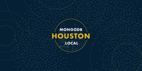 MongoDB.local Houston 2019 tickets