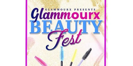 Glammourx Beauty Festival Vendor  tickets