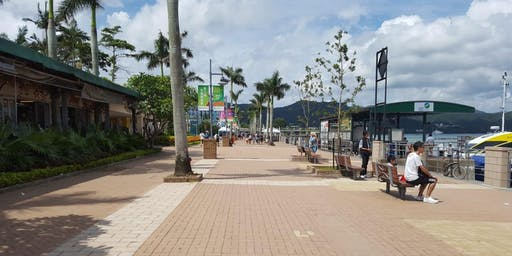 JNG Living @ 西貢海濱週末市集 Sai Kung Waterfront Weekend Market ตลาด