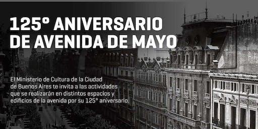 Arquitectura y leyendas de Avenida de Mayo