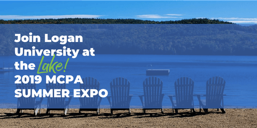 Join Logan University at the MCPA  Summer 2019 Expo