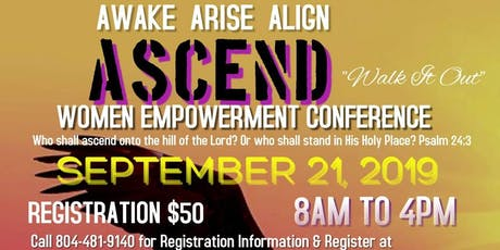 Ascend Women Empowerment Conference 2019 tickets