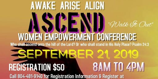 Ascend Women Empowerment Conference 2019