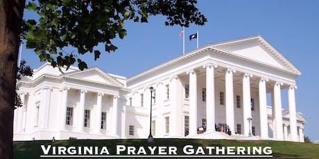 Virginia Prayer Gathering tickets