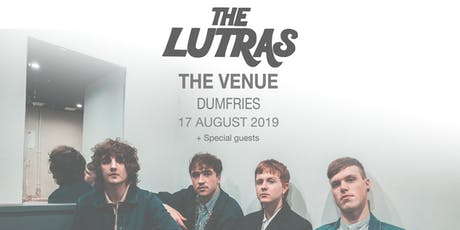 The Lutras - The Venue, Dumfries tickets