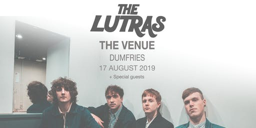 The Lutras - The Venue, Dumfries