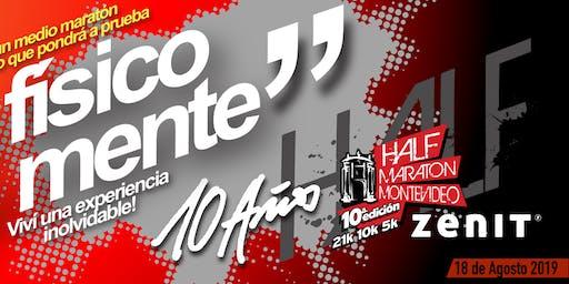 Half Montevideo - 2019 Inscrições