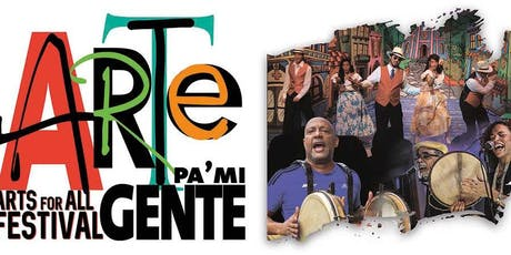 Day 2 - 8/3:Teatro SEA's Arte Pa'Mi Gente Feat. Los Pleneros de La 21 y más tickets