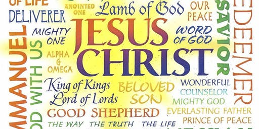 """Lowestoft DAWN - Worship and Workshop Day - """"The Name of Jesus"""""""