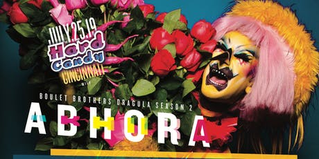 Hard Candy Cincinnati with Abhora tickets