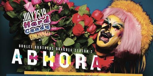 Hard Candy Cincinnati with Abhora