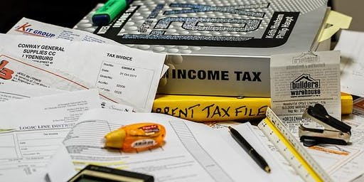"""TAX SAVING TIPS FOR SMALL BUSINESS"" - FREE LUNCH AND LEARN"