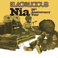 Blackalicious Nia 20th Anniversary Tour