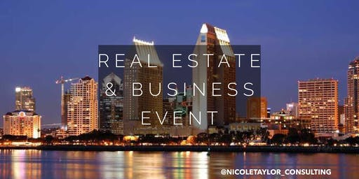 San Diego, CA Real Estate & Business Event