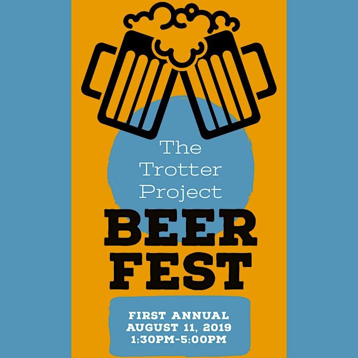 Trotter Project Beer Fest image
