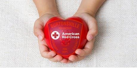 2019 Burtonsville VFD American Red Cross Blood Drive tickets