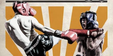 5280 Muay Thai Fight Series tickets