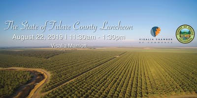The State of Tulare County Luncheon