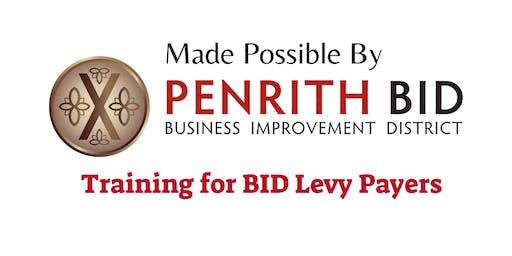 Fire Safety Training for Penrith BID levy payers