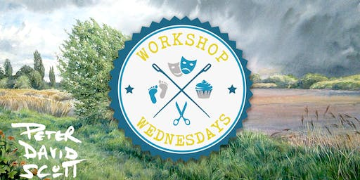Workshop Wednesdays Presents: Watercolour With Peter David Scott