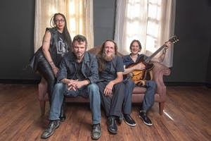 *North Mississippi Allstars - Up and Rolling Tour