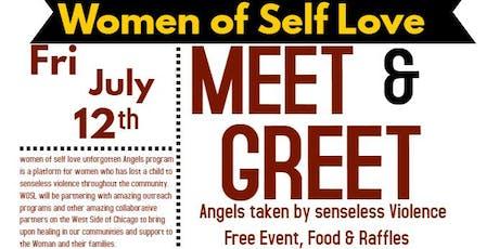 Angels taken by Senseless Violence  by Women of self Love tickets