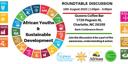 RoundTable Discussion: African Youths & Sustainable Development