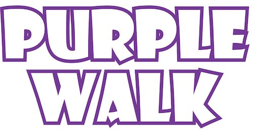 GGG Purple Walk and Volleyball Tournament