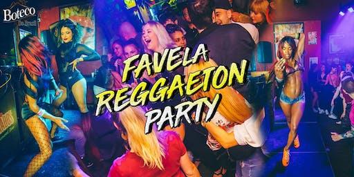 Favela Reggaeton Party