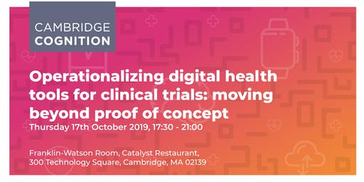 Digital Health Evening 2019