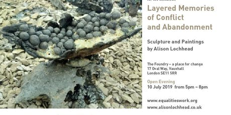 Sculpture and paintings by Alison Lochhead tickets