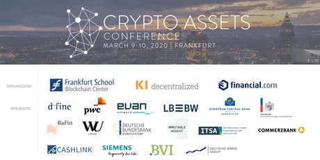 Crypto Assets Conference 2020 Tickets