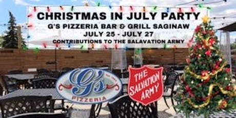 G's Pizzeria Christmas in July tickets