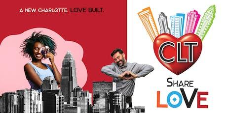 LOVE CHARLOTTE DONOR UPDATE tickets