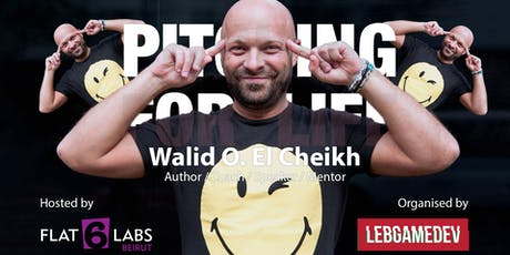 Pitching For Life - Walid O. El Cheikh tickets