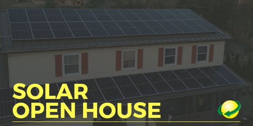 Solar Open House at the Archinal Family Home in Fairlawn, OH